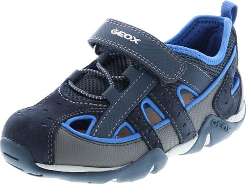 Geox Boys Junior Aragon Fashion Sneakers