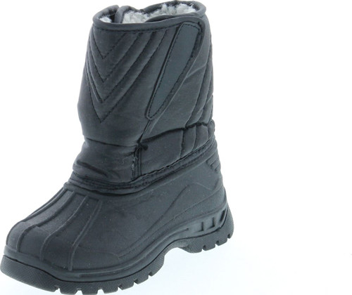 Static Footwear Kids Warm Winter Waterproof Snow Boots