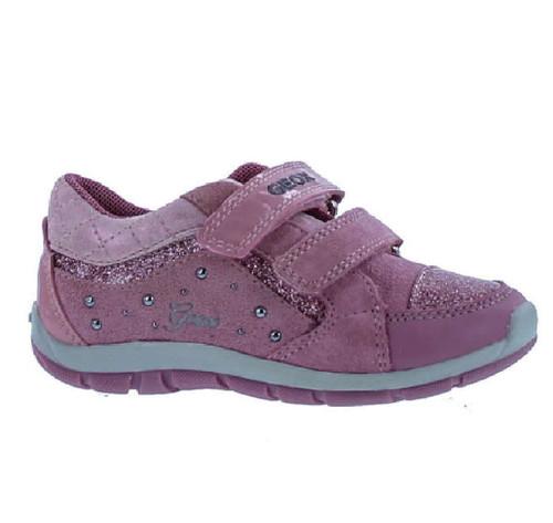 Geox Girls Shaax Fashion Sneakers