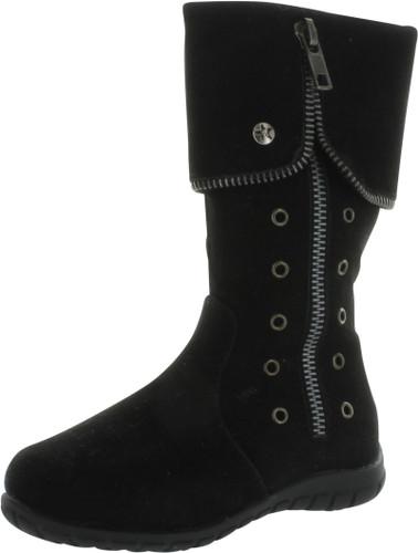 Eddie Marc Girls 2079T Fashion Boots