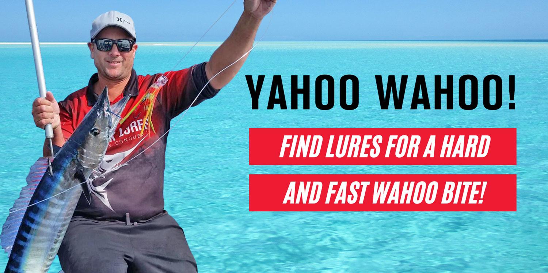 Wahoo Lures