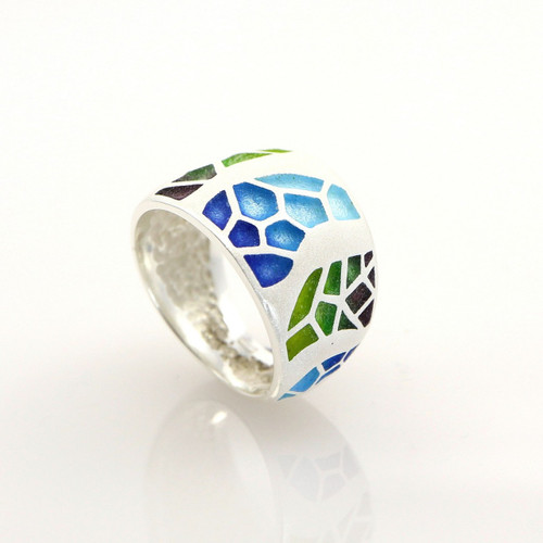 Gaudi Color Ring (1183020EMU)