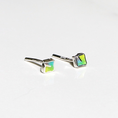 Small DOM Earrings (1142149EPP)