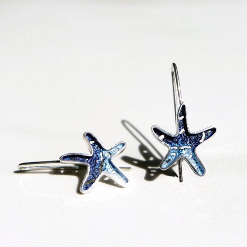 Sea Stars Earrings - Dangling (1144076XPG)