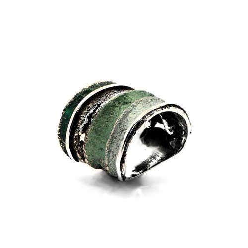 Green Sinera Ring (1182388XPU)