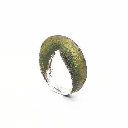 Green Wave Ring (1182915XPU)
