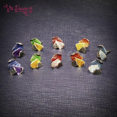 Color Fragment Earrings (1143159XPP)