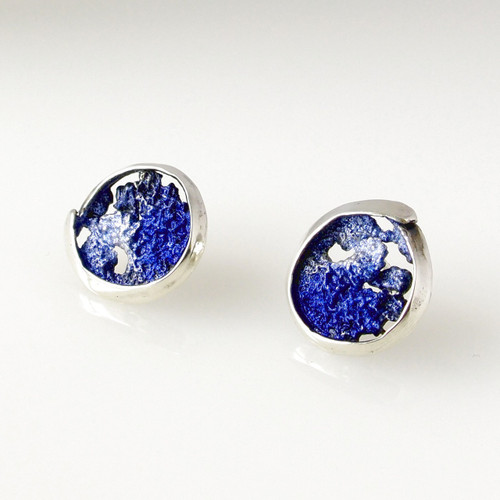 Azul Volcanic Earrings (1143172XPP)