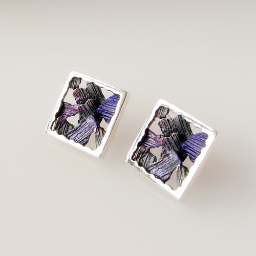 Fragments Puzzle Earrings (1143207XPP)