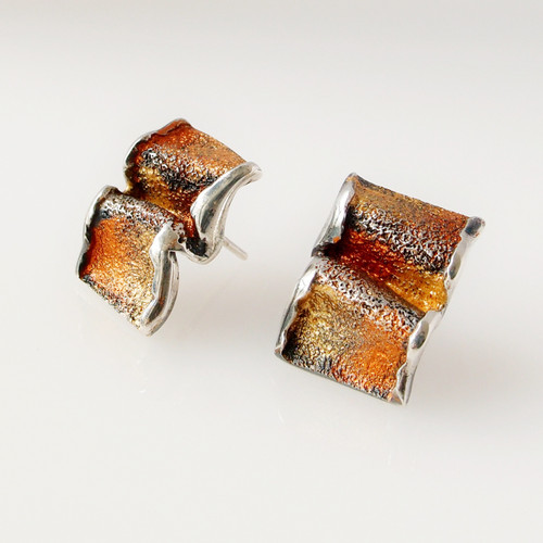 Titan Volcanic Earrings (1142667XPP)