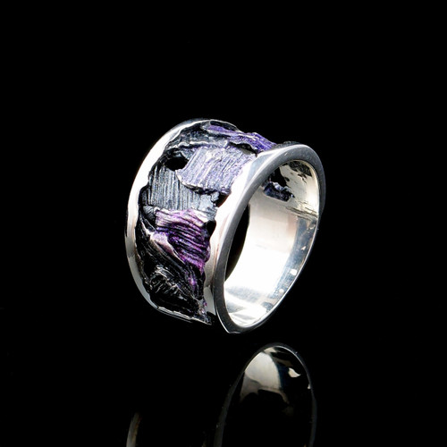 Violet Fragments Ring (1182191XPU)