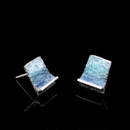 Blue Flip Earrings (1143918XPP)