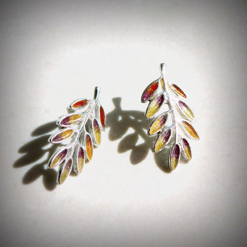 Autumn Color Earrings (1144096EEP)