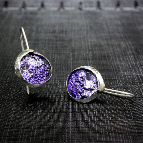 Volcanic Dangling Earrings (1143172XPG)