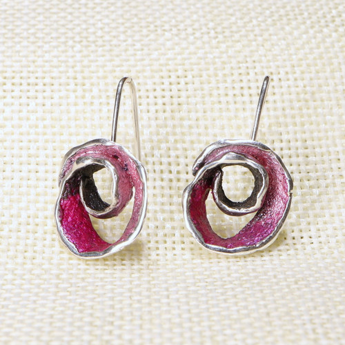 Rose Dangling Earrings (1142635XPG)