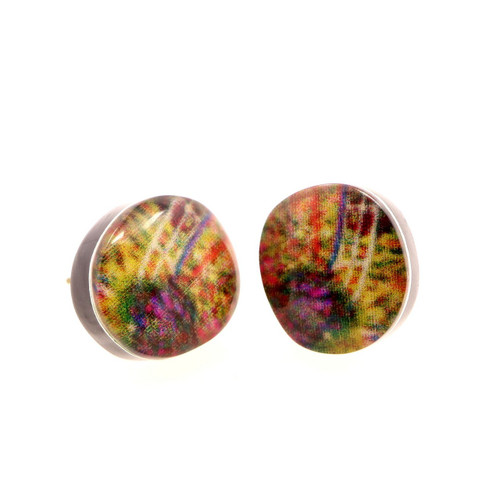 Monet's Earrings (PIV3-M)