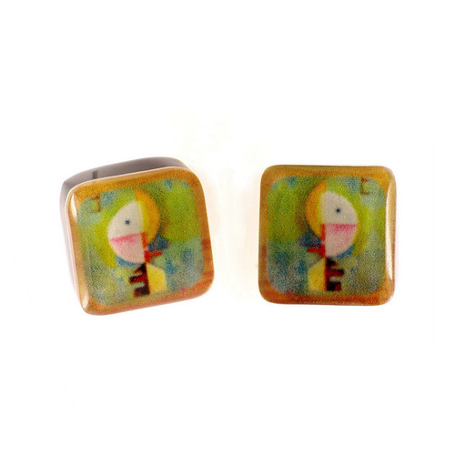 Kandinsky's Earrings (PII5-K)