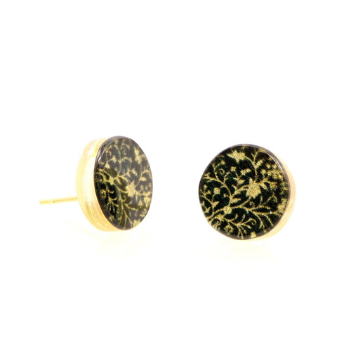 Matrix Pattern Earrings (VTI1-5)