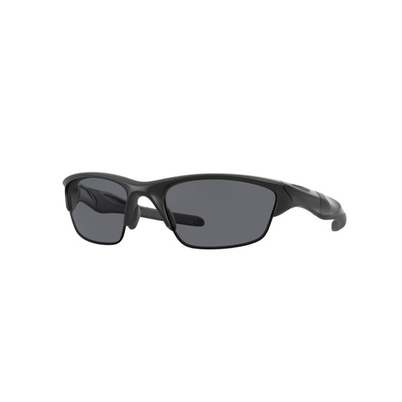 Oakley SI Half Jacket 2.0 Matte Black w Grey Lens