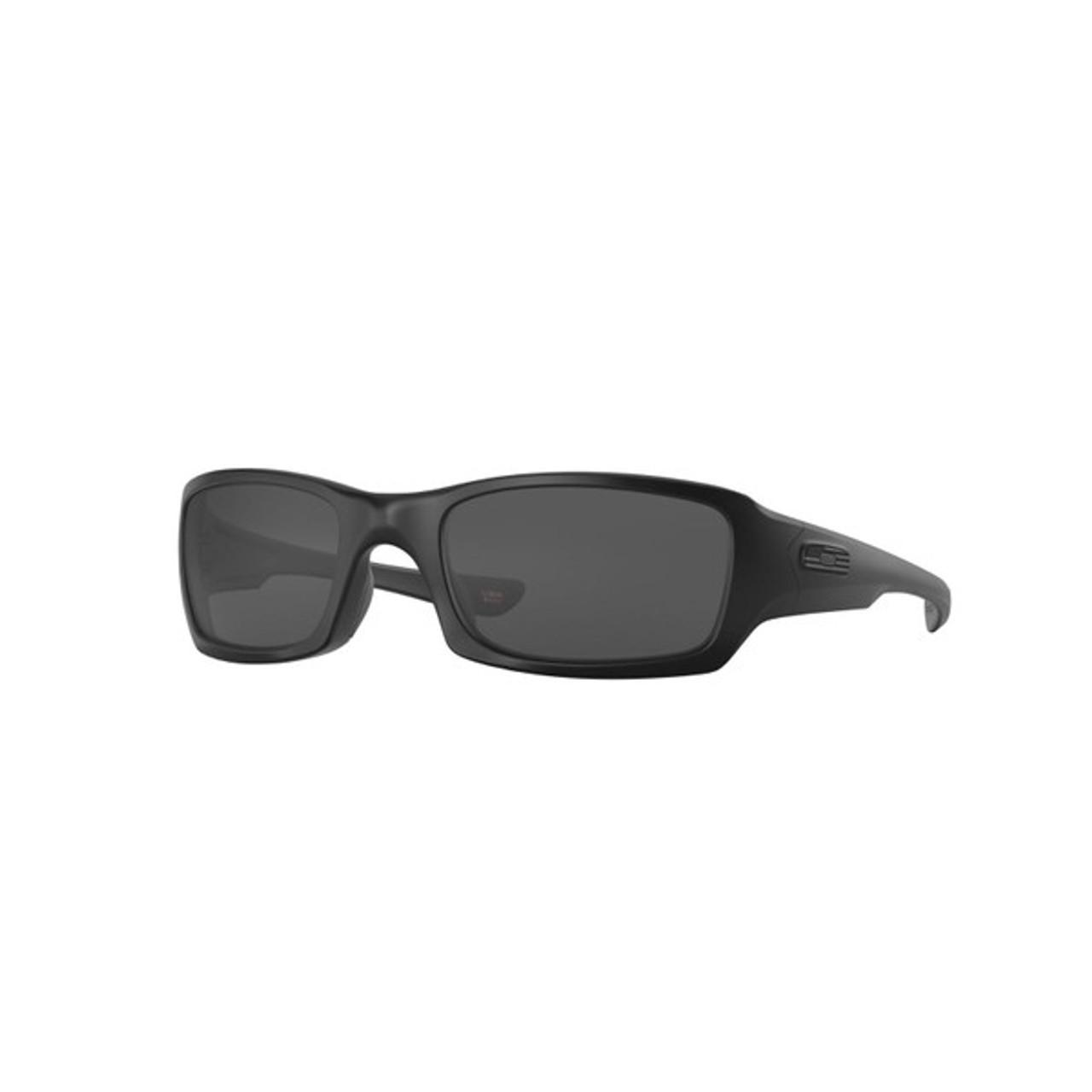Oakley SI Fives Squared Tonal USA Matte Black w Grey