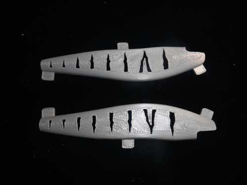 3d Printed Fishing Lure Molds