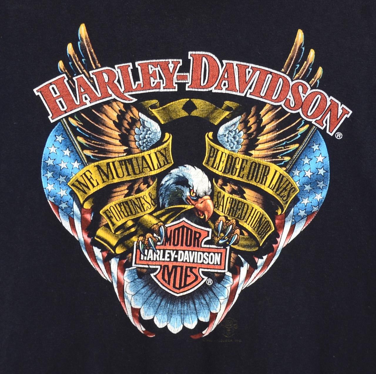 Harley Davidson T-shirt 1988 Ms