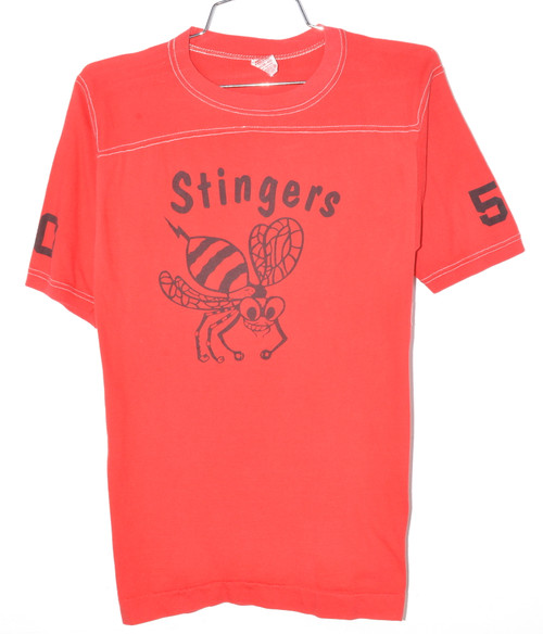 Made in USA Stingers X-Small Single Stitch Graphic Tee
