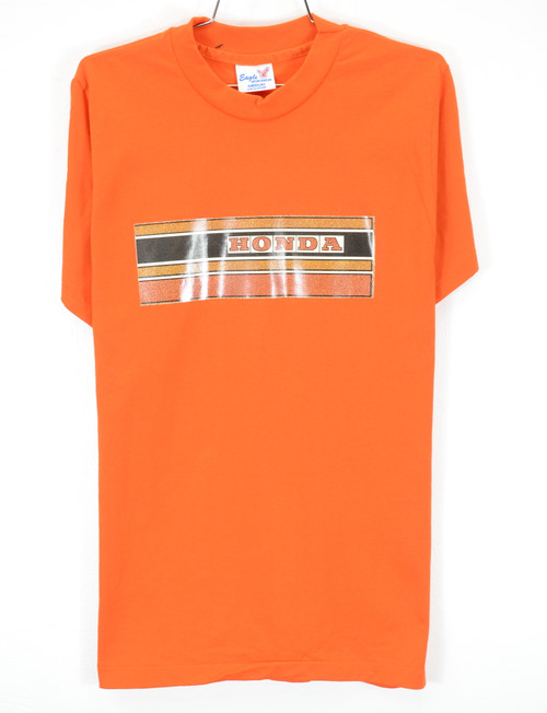 Deadstock Made in USA Single Stitch Honda Graphic Tee