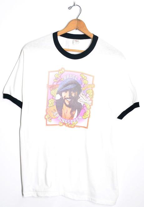 Bruce Springsteen Deadstock 1976 Bootleg T-Shirt