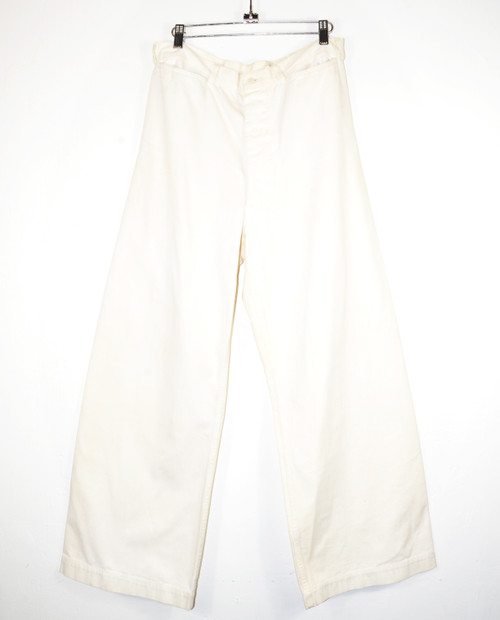 US Navy Wide Leg Trousers