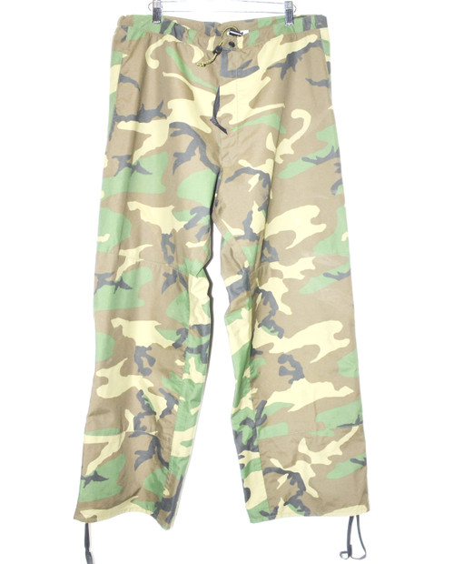 US Military Camo Snow Pants (Outer Shell Only)