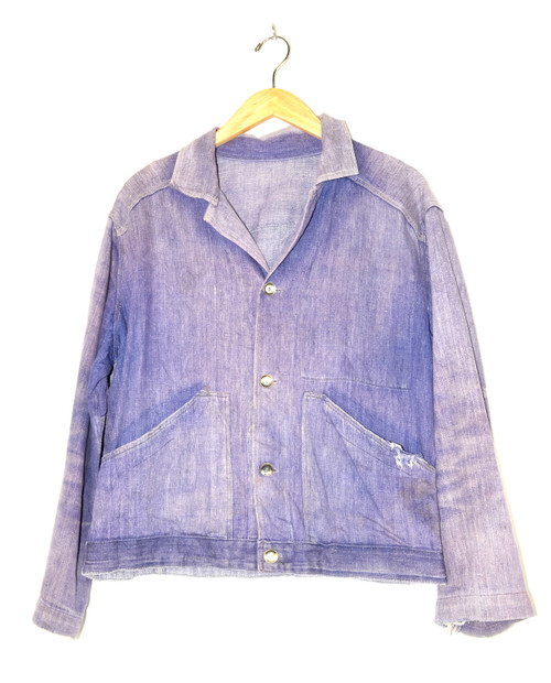 Faded Purple Work Jacket