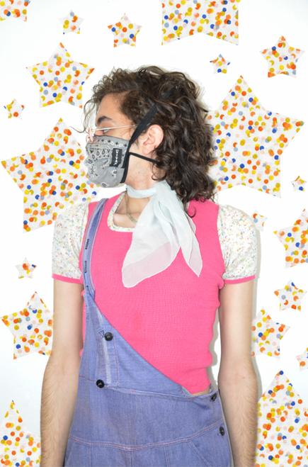 Knit Confetti T shirt