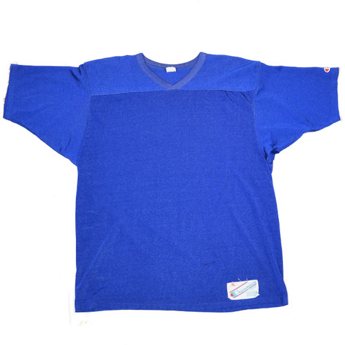 Champion Cotton Poly Made in USA Athletic Tee