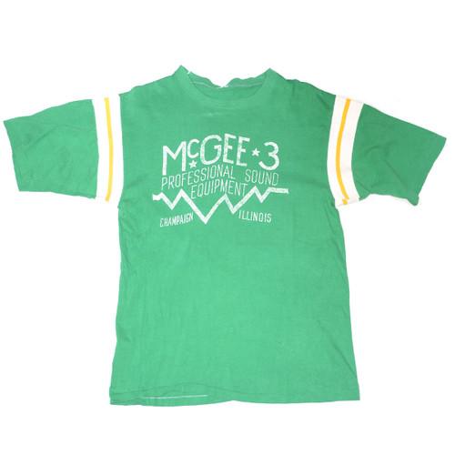 McGee 3 Single Stitch Athletic Tee