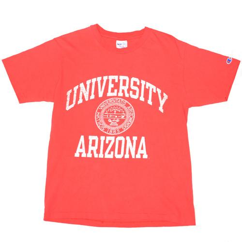 University of Arizona Champion Single Stitch Tee