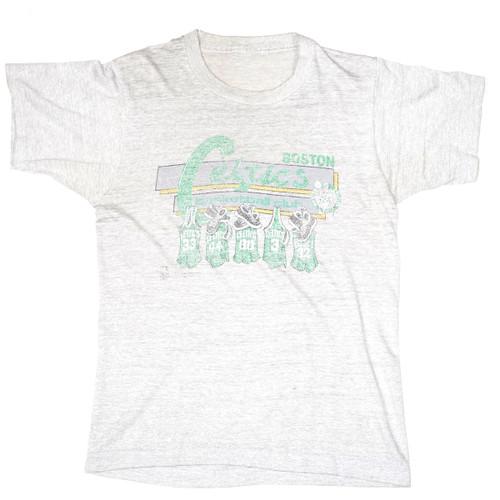 1985-86 Celtics Team Jersey Tee