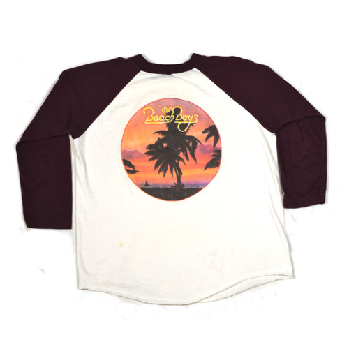 Beach Boys Raglan Sleeve Tee