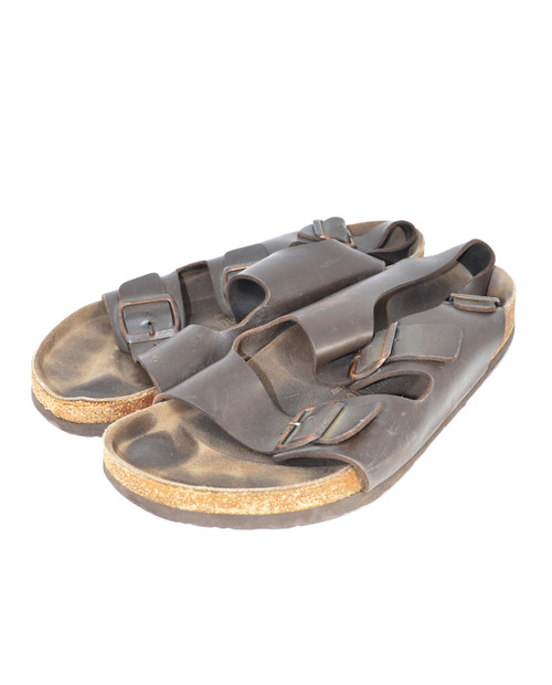 Three Buckle Birkenstocks