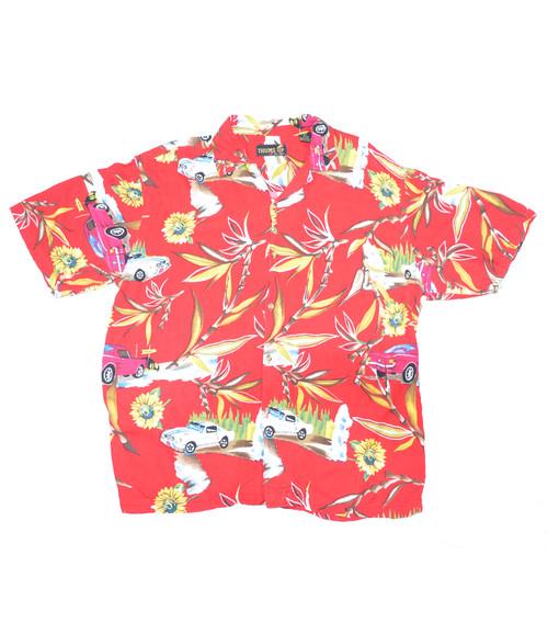 Classic Car Hawaiian Shirt