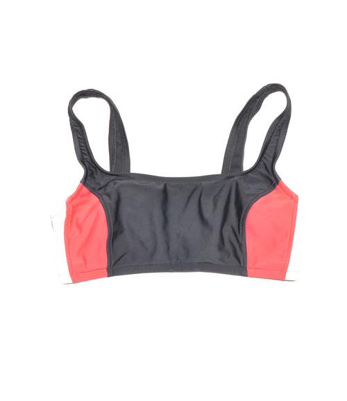 90's Sporty Swim Top