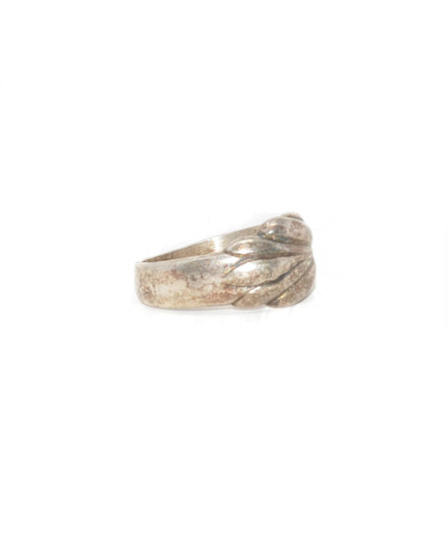Sterling Silver Art Nouveau Style Ring