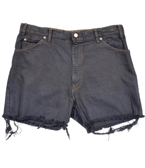 """Levis Overdyed Black Shorts 34"""""""