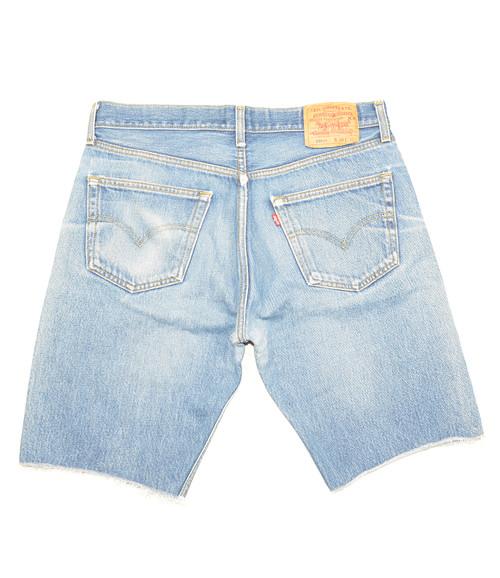 "Levis 501 Denim Shorts 33"""
