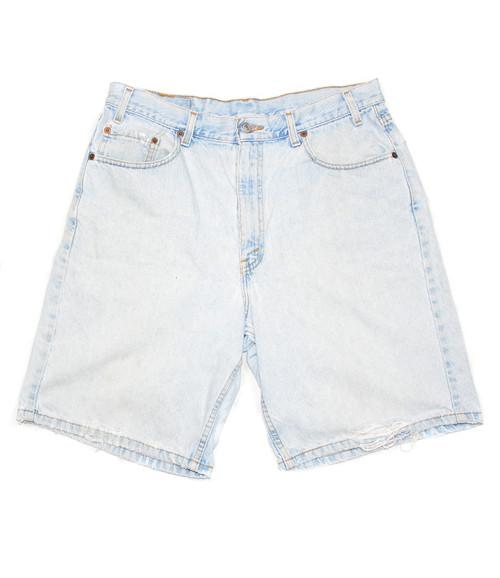 Levis 550 Denim Shorts