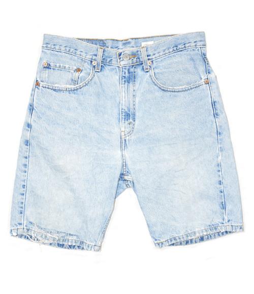 "Levis 505 Denim Shorts 32"""