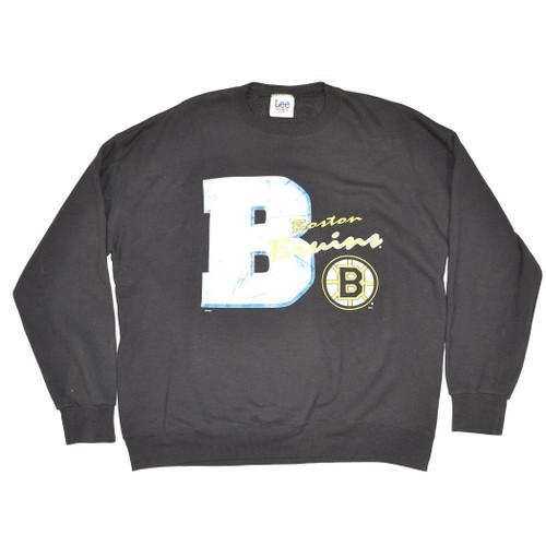 Lee Boston Bruins Crewneck