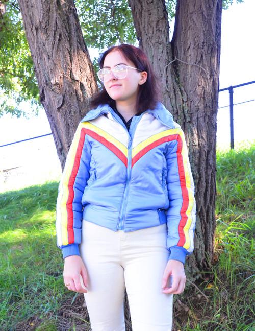 Pastel Ski Jacket