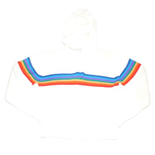 Acrylic Rainbow Sweater
