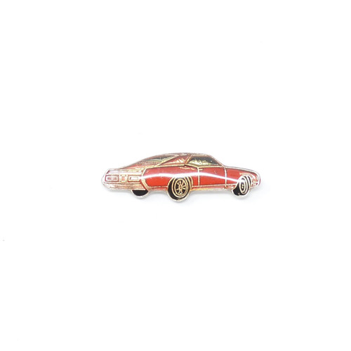 Nova SS American Muscle Car Pin